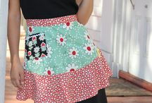 Aprons for Maid Mary