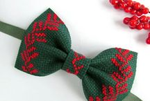 Bow tie / Сufflinks