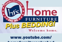 YouTube Videos / Check out all of Home Furniture's informative videos! Learn about what we do, and product tips and information.