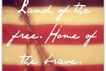 Land of the free...