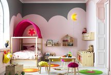 For my Grandkids / I want to convert one of our bedrooms into a room for our grandchildren.
