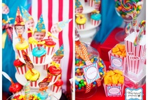 Circus Party / by Shanda Ashbrook