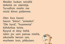 koululaisen runot
