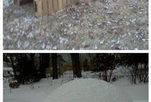 snežný bunker