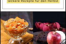 Herbst - Rezepte