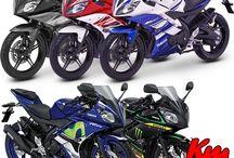 Yamaha YZF R15 / Dapatkan Penawaran Diskon Uang Muka Khusus Kredit Motor Yamaha R15 Wilayah Jakarta Depok Tangerang dan Bekasi. Ajukan segera aplikasi kredit Anda.