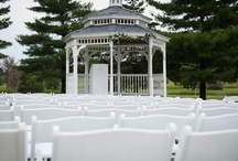 Olympia Gardens at Olympia Resort / Make that special day something to remember with an outdoor wedding at the beautiful Olympia Gardens. Our pavilion lets you enjoy your wedding celebration in the fresh air and beautiful scenery, yet with all the comforts and piece of mind of an indoor reception. / by Olympia Resort: Hotel, Spa & Conference Center