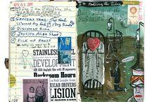 Art journals
