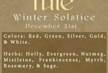 Yule Winter Solstice Dec