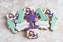 ~ Mermaid Birthday Party ~ / Blue, Purple and Silver Mermaid Birthday Party