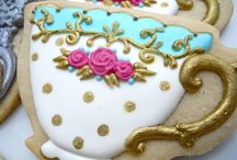 печенье, пряники