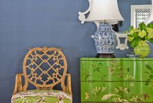 Color Palets for the home / by Kimberly Giacona