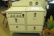 vintage stove's