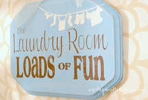 Laundry Room ideas and inspiration / by Judy Phelps