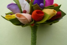Felted bouquets / by Shahar Boyayan - BuzzBooster Marketing