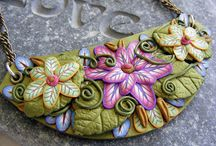 Beautiful Polymer Clay Works