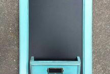 CREATIVE W/ CABINET DOORS / by Lucy @ Patina Paradise