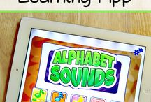 learn the alphabet! / Anything and everything ABCs and alphabet learning.  From letter recognition to letter sounds, alphabet games and printables.