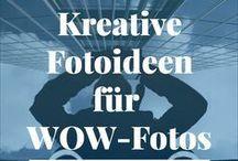 Kreative Fotoideen
