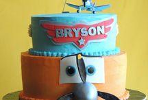 Samoloty / Planes cake