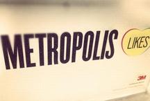 #MetropolisLikes for NY DesignWeek 2012 / by Metropolis Magazine