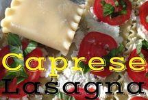 Italian food / by Cassie Shumard
