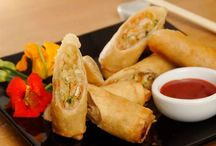 Amo comida oriental