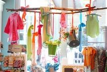 store display ideas / by Rose Breyla