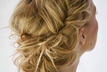 Wedding Hair and Face / by Amanda Wright