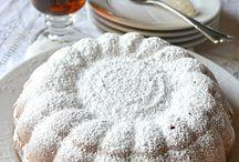 Sweet recipes / Ricette dolci collaudate e da provare