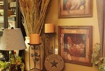 Home Ideas  / by Tammy Branam