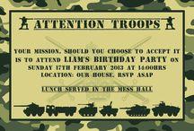 Military theme quarterly