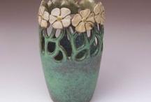 Art Noveau pottery