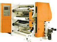 Slitting Rewinding Machine / Slitting Machines - We Manufacturer of Automatic, Plastic, Woven Sack, Surface Slitting Rewinding Machines since last 25 years from Ahmedabad, Gujarat, India.
