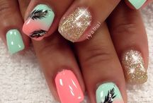 Ideas to get my nails done / by Amber Lavoie