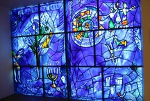 stained glass / by Ann Koffsky