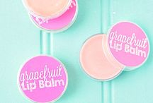 Make your own Lip balm / As it says on the tin!