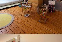 chambres sous-pente