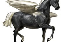 pegasus hester som ikke er på nettstallen