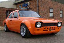 60's 70's 80's Cars
