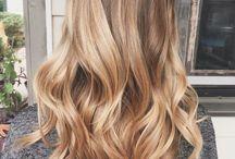 Gylden blond