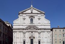 Барокко. Италия. / Архитектура и скульптура.