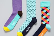 Mens accessories / Men in funky socks are sexy.. or at least cool! I love the new trend.. show those socks hotties!!!