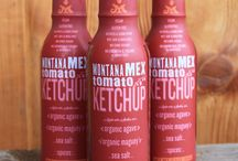 Ketchup Recipes / a textured artisanal godess made with  organic agave, organic  maguey, sea salt and a delicate spice blend