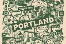 We Love Portland! / We <3 Portland... it's true.