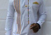 Man traditional wear