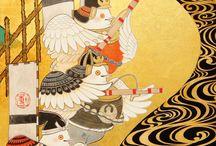 Japanese Classic Art