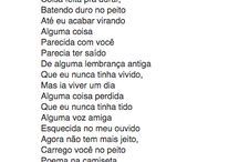 Palavras - Poemas