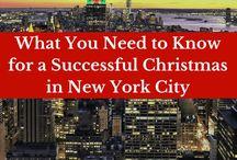 New Years / Christmas, New York City