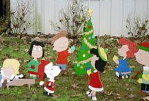 WOOD CRAFTS CHRISTMAS